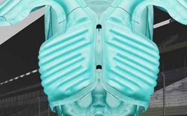 proteção do airbag para motociclistas