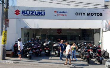concessionária city motos