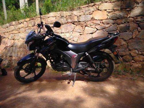 DK 150 - baixa cilindrada