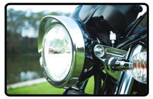 Moto Chopper Road 150 Farol