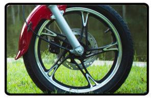Moto Chopper Road 150 Roda