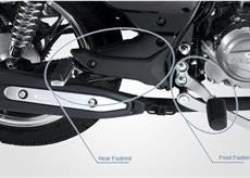 Motocicleta Chopper Road 150 Baixa Vibração