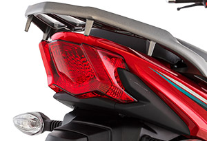 Moto DK 150 Lanterna Traseira