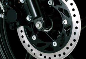 Moto DK 150 Roda