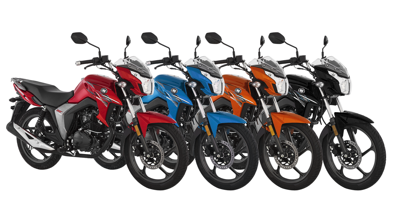 Motocicles DK 150