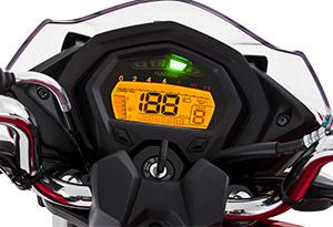 Motocicleta DK 150 Painel